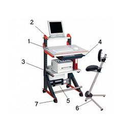 Ergonomisches Steh- und Sitzmodul