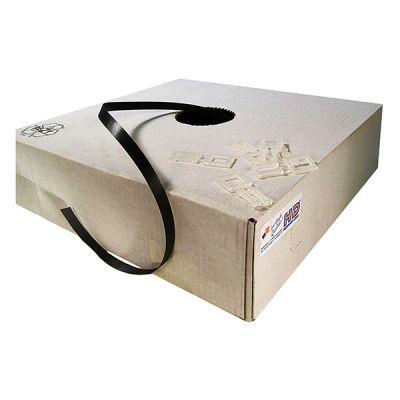PP-Umreifungsband im Spenderkarton