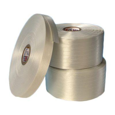 STAHLTEX® Polyesterband 25 mm, 500-m-Rollen, Systemfestigkeit: 1350 kg*